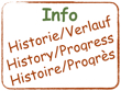 Verlauf / Progress / Progrès - English